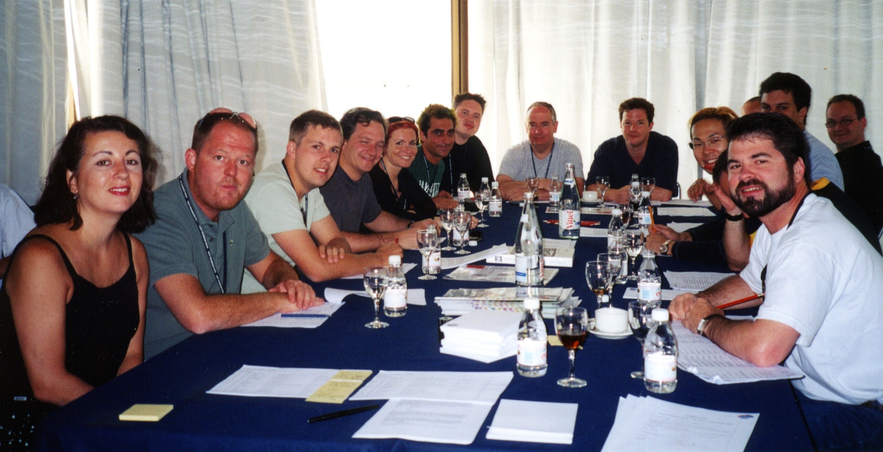 Cannes Lions Jury 2001